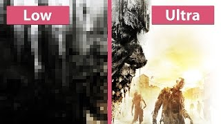 getlinkyoutube.com-Dying Light – PC Low vs. Ultra Graphics Comparison Preview Version [WQHD]