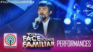 """getlinkyoutube.com-Your Face Sounds Familiar: Jolina Magdangal as Manny Pacquiao - """"Para Sa'yo Ang Laban Na Ito"""""""