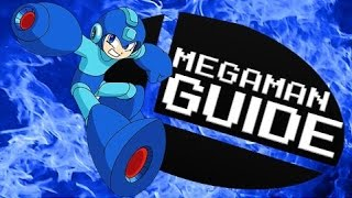 getlinkyoutube.com-Mega Man Strategy Guide - Super Smash Bros. Wii U/3DS (Moveset, Customs, Combos & Techniques)