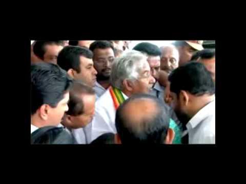 Janasamparka Paripadi 2013 Idukki - Sajini gets police chargesheet & Job of her deceased husband