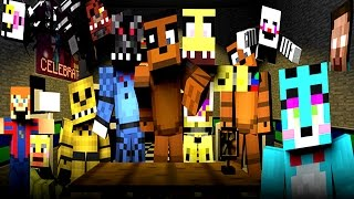 getlinkyoutube.com-Five Nights in Minecraft ALL JUMPSCARES