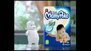getlinkyoutube.com-MamyPoko Extra Dry - Bubbles
