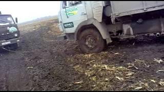 getlinkyoutube.com-камаз в грязи