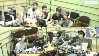 getlinkyoutube.com-[GOT7]BamBam's reaction when getting teased by the hyungs