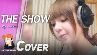 getlinkyoutube.com-The show - Lenka cover by Jannine Weigel