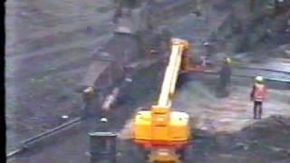 getlinkyoutube.com-How not to Demolish a crane Australia (Nasty)