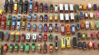 getlinkyoutube.com-Thomas the tank engine - My Thomas take along collection 25.09.2009