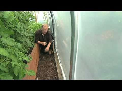 Polytunnel Base Rails