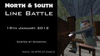 North & South Mod - Saturday Line Battle (19-01-2013)