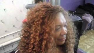getlinkyoutube.com-A Full Head of Braids...Hair Braiding,Braid Weaves,Human Hair Braids