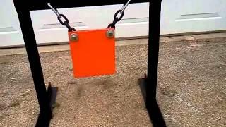 getlinkyoutube.com-Lightweight Modular Target Stand