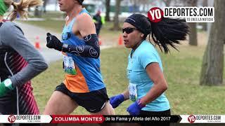 Columba Montes Atleta del Año y al Salón de la Fama en Chicago