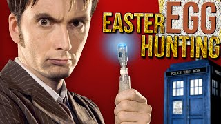 getlinkyoutube.com-Doctor Who Easter Eggs - Easter Egg Hunting