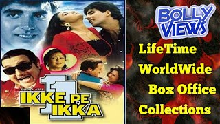 IKKE PE IKKA 1994 Bollywood Movie LifeTime WorldWide Box Office Collections Verdict Hit or Flop