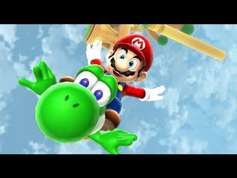 Review Super Mario Galaxy 2 ( Wii ) -LzPRfA2_Vdk
