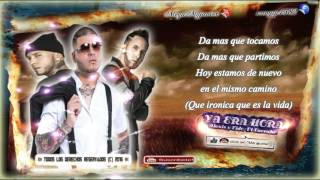 getlinkyoutube.com-Ya Era Hora  Alexis & Fido, FT Farruko   Lyric HD