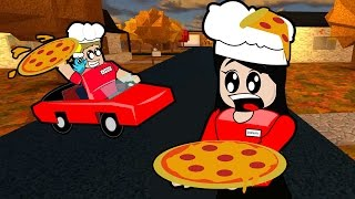 getlinkyoutube.com-Roblox / Working at a Pizza Place - Doing ALL the Jobs! / Gamer Chad Plays