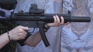 getlinkyoutube.com-(Airsoft) VFC MP5SD3
