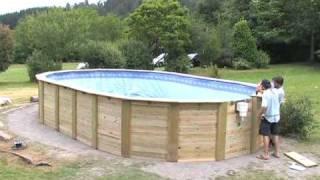 getlinkyoutube.com-Wooden Pools