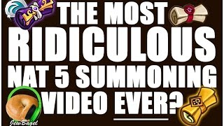 getlinkyoutube.com-SUMMONERS WAR : Saturday Morning Summons - 400+ Mystical, LD & Legendary Scrolls - (11/19/16 - 3of3)