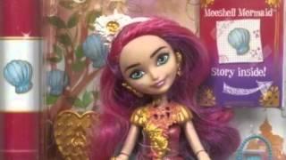 getlinkyoutube.com-Coming Soon Ever After High Doll in 2016 Mermaid Basic, Winter Epic, Birthday ball