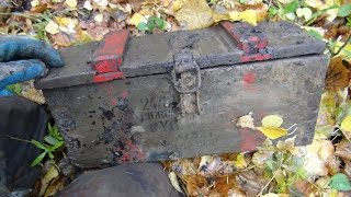 getlinkyoutube.com-Раскопки Второй мировой N 44/ Searching relics of WW2 N 44 #SUBS