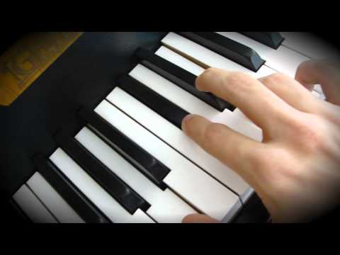 How To Play 4 Four Chord Song - Axis of Awesome ( Piano Tutorial) by Chris Bethke