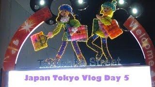 getlinkyoutube.com-Japan Tokyo day 5 - Harajuku