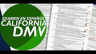 getlinkyoutube.com-Examen de manejo de California 2016 2017 para hispanos