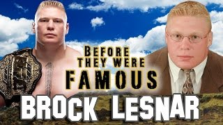 getlinkyoutube.com-BROCK LESNAR - Before They Were Famous - BIOGRAPHY