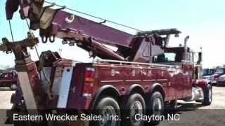 getlinkyoutube.com-U3622-2002 Peterbilt-Century 1060S Rotator