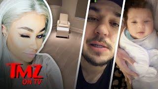 Rob Kardashian Admits He Needs Professional Help After Fight with Blac Chyna   TMZ TV