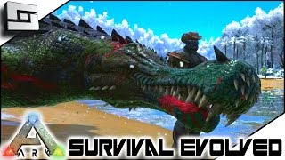 getlinkyoutube.com-ARK: Survival Evolved - SARCO TAMING! S3E3 ( Gameplay )