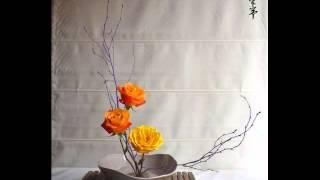 getlinkyoutube.com-Ikebana Express: como crear un ikebana