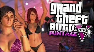 getlinkyoutube.com-GTA 5 Funny Moments | Biggest Party In Los Santos (Amazing GTA 5 Party Mod)
