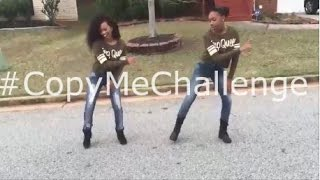 getlinkyoutube.com-Copy Me Challenge | @kissmyspiffyness & @ambii.c0m | King Imprint