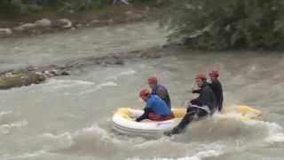 Araç Çayında Rafting
