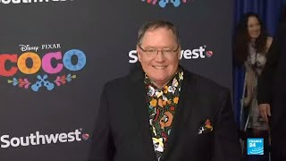 Pixar and Disney chief John Lasseter to take leave after harassment allegations