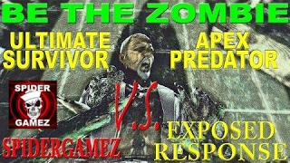 getlinkyoutube.com-Dying Light - Ultimate Survivor VS Apex Predator - BE THE ZOMBIE 1V1 - SpiderGamez Exposed Response
