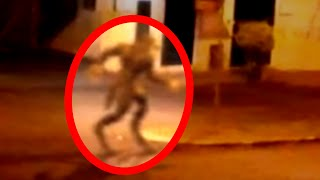 getlinkyoutube.com-20 Mysterious Creatures Caught on Tape