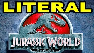 getlinkyoutube.com-LITERAL Jurassic World Trailer
