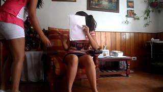 getlinkyoutube.com-Parecemos Dos Nenas :P (tenemos 13 años) jaja