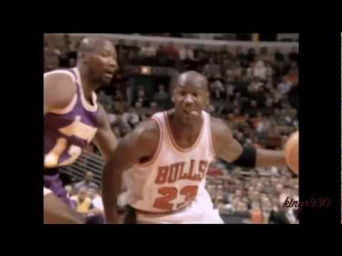 Michael Jordan- Chicago's Dark Knight- (Legend Series)