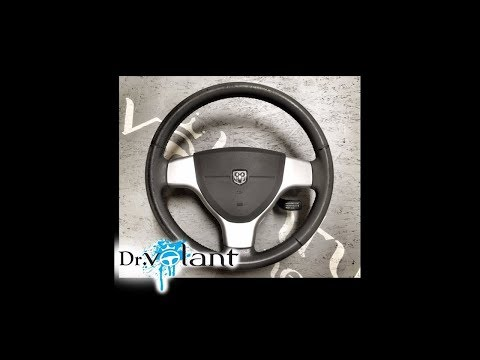 Como desmontar el volante de una Chrysler Grand Voyager RT 2008-16 - Dr.VOLANT