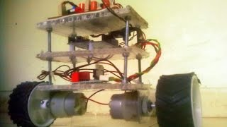 getlinkyoutube.com-Self Balancing Robot using ARDUINO UNO and MPU 6050