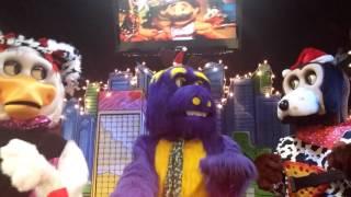 """getlinkyoutube.com-Chuck E. Cheese's: """"What Do You Get A Sasquatch For Christmas""""-December 2015-N. Dartmouth, MA"""