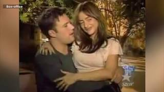 Ben Affleck Gropes Reporter, Asks Her To Go 'topless' In 2004 Interview