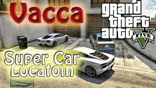 getlinkyoutube.com-GTA V: Super Car Location | Pagassi Vacca