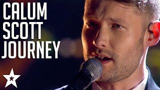 ALL CALUM SCOTT Performances On Britain's Got Talent! | Got Talent Global