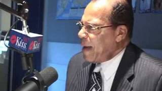 "getlinkyoutube.com-Farrakhan Speaks on Darfur, Sudan: ""Arabs"" enslaving Black Africans? Truth Revealed"